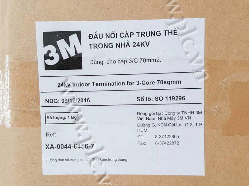 HÃNG 3 M BANDS